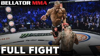 Full Fight | Michael Page vs. Cyborg Santos - Bellator 158