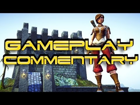 EverQuest Next Landmark First Look Gameplay Commentary