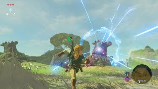 The Legend of Zelda: Breath of the Wild Gameplay Showcase - IGN Live: E3 2016