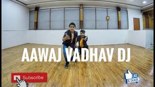 Aawaj Vadhav Dj Tula | Marathi Song | Dance Choreography |Archit Nadkarni | Adarsh Shinde