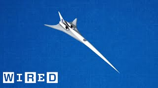 NASA Wants To Make A Supersonic Jet With No Boom