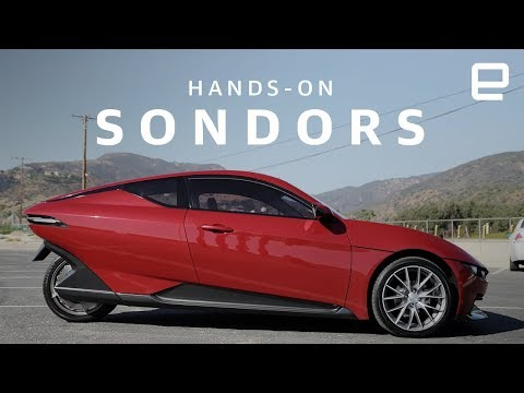 Sondors Hands-On