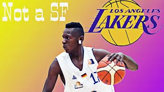 "Isaac Bonga Highlight Mix | ""6'10 Point Guard"""