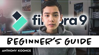 How To Use Filmora 9: Beginner's Guide 2019