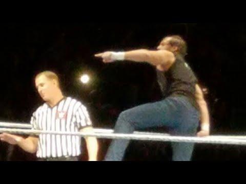WWE SUMMERSLAM HEAT WAVE TOUR!!!!! IN SPRINGFIELD IL, 6/18/17!!!