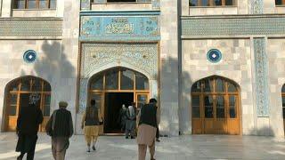 Afghans visit mosques as Eid al-Adha ceasefire begins | AFP