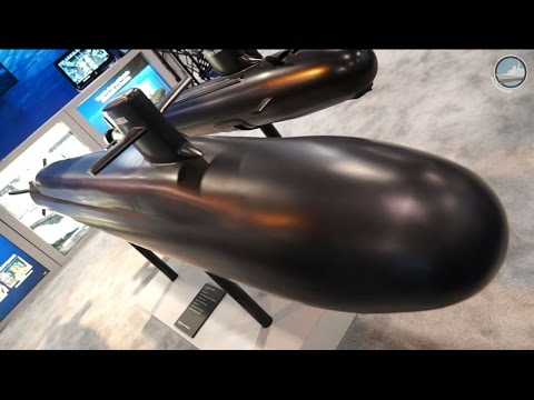 Sea-Air-Space 2017 Day 2 - ASW & Underwater Technologies