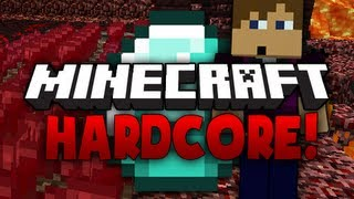 Hardcore Minecraft: Episode 85 - Nether Wart Farm!