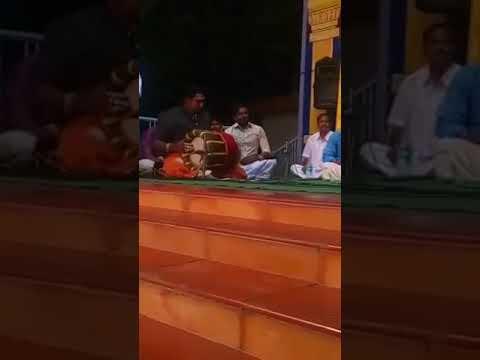 thavil and nadaswaram kacheri video # 313 by silon srikanth