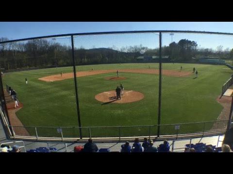 Chattanooga State Baseball vs. Clark State Community College 3/14