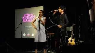 Cerita Cinta Kita (OST Pelamin Fantasia) - Indah Ruhaila & Ewal