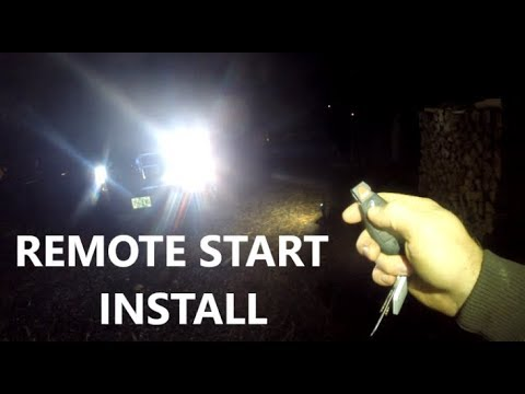 REMOTE START Upgrade For DODGE CUMMINS