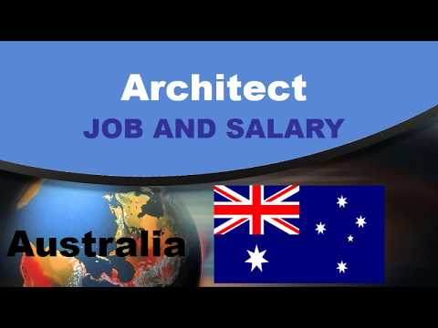 Architect Salary In Australia - Jobs And Wages In Australia
