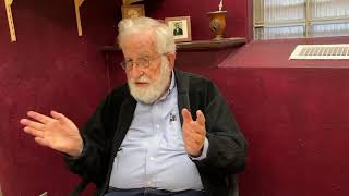 Noam Chomsky on a Federal Job Guarantee, Universal Basic Income