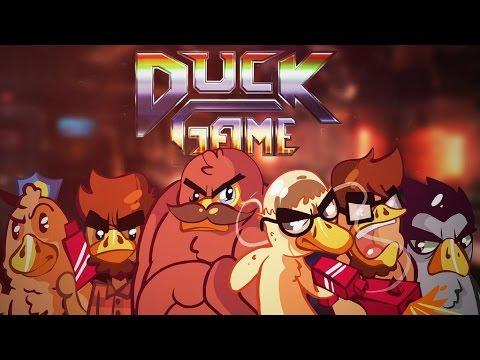 ПРОИГРАВШИЙ ЗАЧИТЫВАЕТ (Duck Game)
