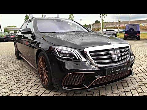 NEW Mercedes S65