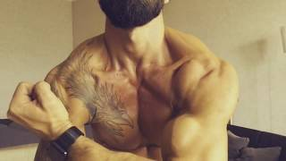 Fitness motivation!!!! Vegan Bodybuilder from Russia!!! Action!!!!