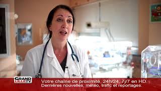 Objectif Santé : le service de Néonatalogie