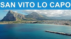 San Vito lo Capo 2018 - Sicilia - Drone Mavic pro flight 4k