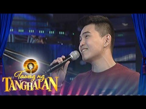 """Tawag ng Tanghalan: Daryl Ong sings """"Araw Gabi"""""""