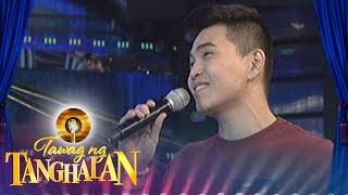 tawag ng tanghalan daryl ong sings araw gabi