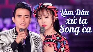 Làm Dâu Xứ Lạ - Bất Ngờ Với Màn Song ca Của Hoàng Tử Bolero Lê Sang Và Thần Đồng Bolero Kim Chi