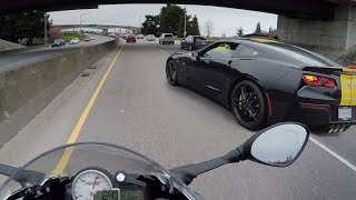 $80,000 Corvette Nearly Takes Me Out