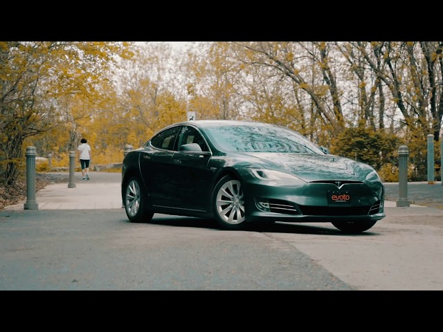 EVOTO Rentals - Tesla Model S Spotlight