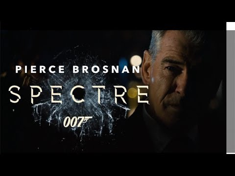Pierce Brosnan in SPECTRE Fan Trailer