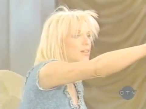 Courtney Love on The View (April 1, 2004)