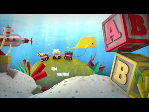 Kids CBC opening animation montage