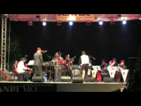 Stefano Bollani - Claudio Bovo - Orchestrina Sultanato dello swing -Quando canta Rabagliati