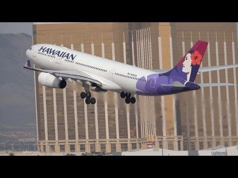 Las Vegas Airport Spotting (KLAS) Feb 2, 2013