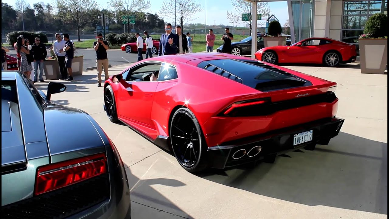 lamborghini huracan hard acceleration w ipe exhaust youtube. Black Bedroom Furniture Sets. Home Design Ideas