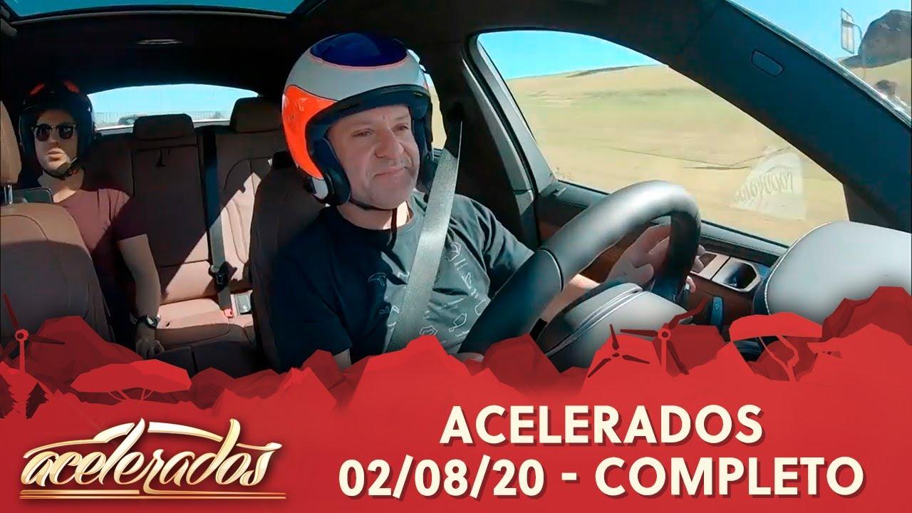 Acelerados (02/08/20) | Completo
