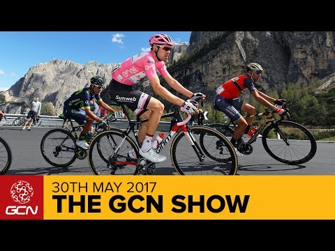 How Did Tom Dumoulin Win The 2017 Giro d'Italia ? | The GCN Show Ep. 229