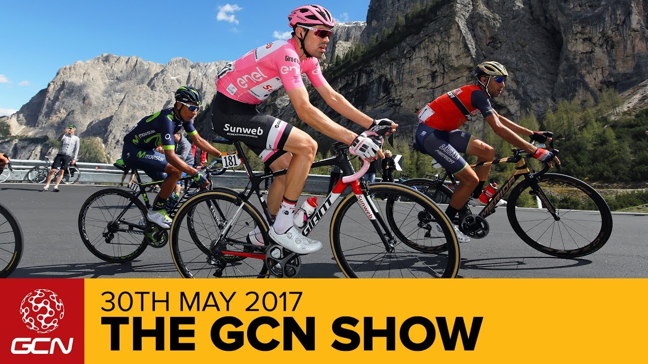 How Did Tom Dumoulin Win The 2017 Giro D Italia The Gcn Show Ep 229 Youtube