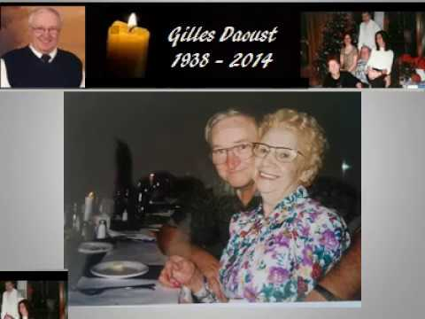 Gilles Daoust 1938-2014