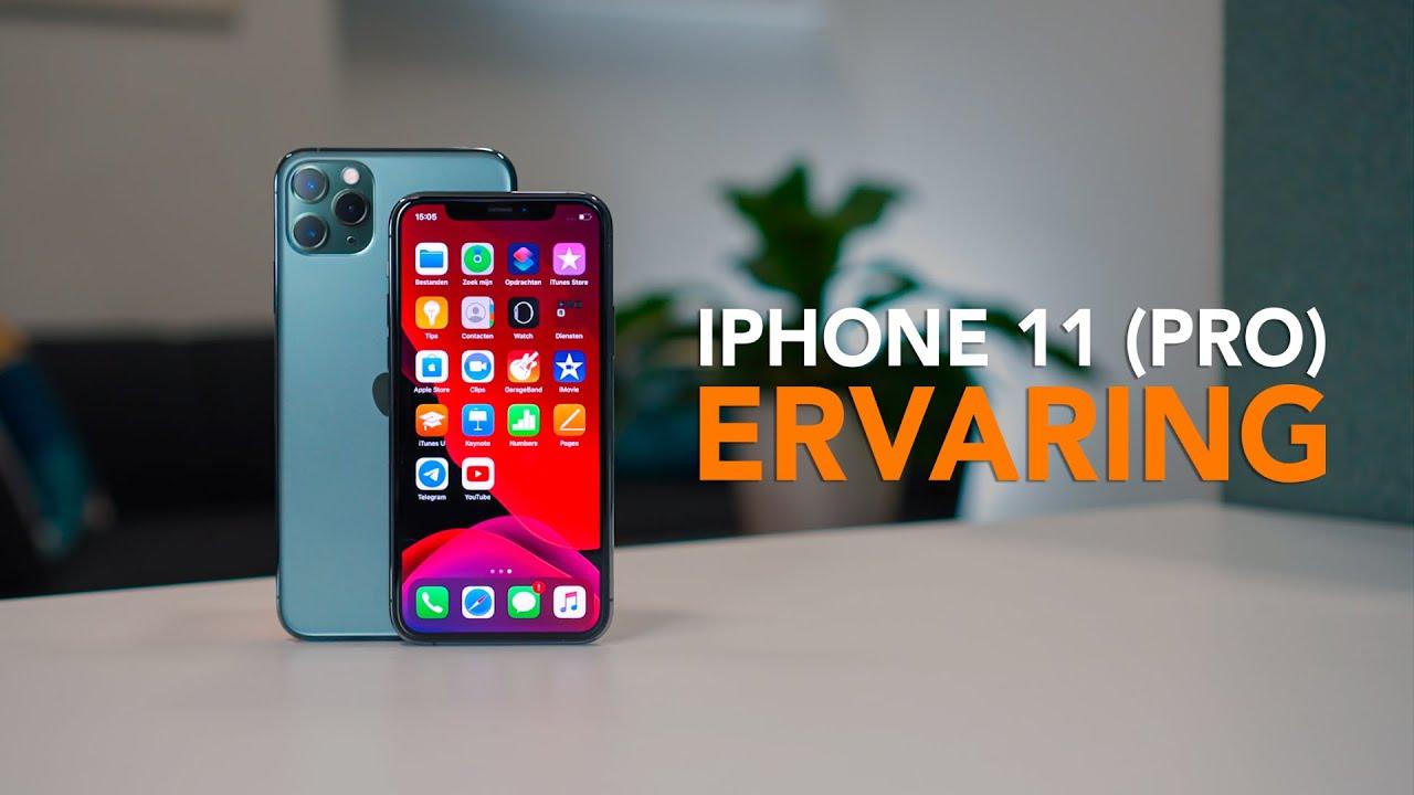 Tweede indruk: iPhone 11 en 11 Pro na vijf maanden
