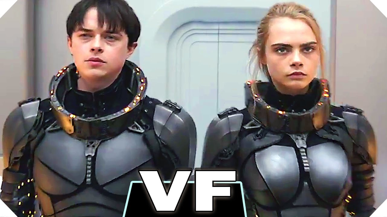 valerian luc besson science fiction 2017 bande annonce vf youtube. Black Bedroom Furniture Sets. Home Design Ideas