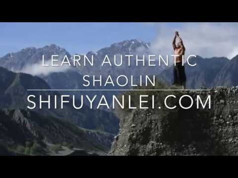 Shaolin Monk Qigong Workout for Powerful Kicks