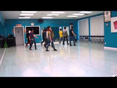 Treat Me Right - Line dance