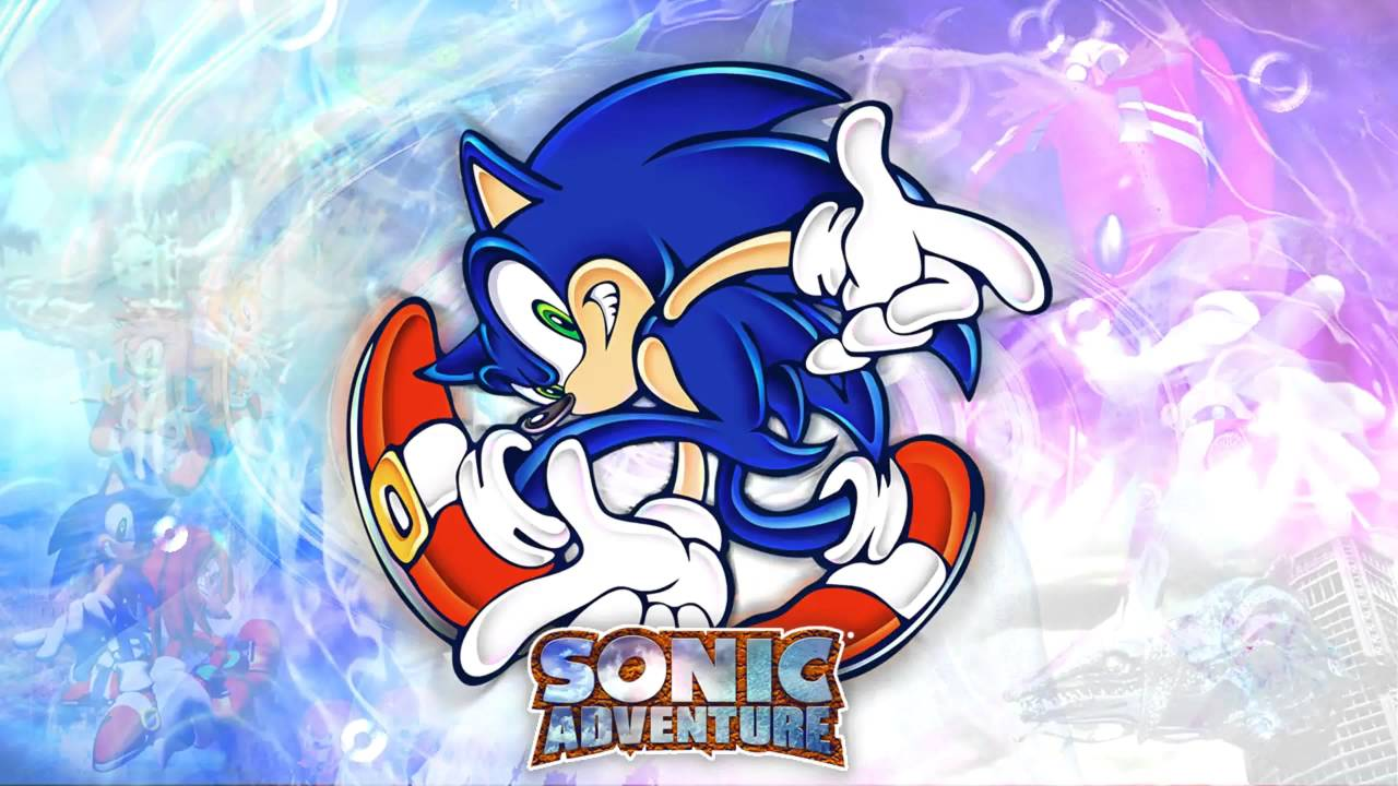 """Sonic Adventure ‒ Jingle: """"Drowning Timer"""" [ 4K60res ] - YouTube"""