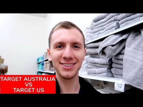 GOING TO TARGET AUSTRALIA