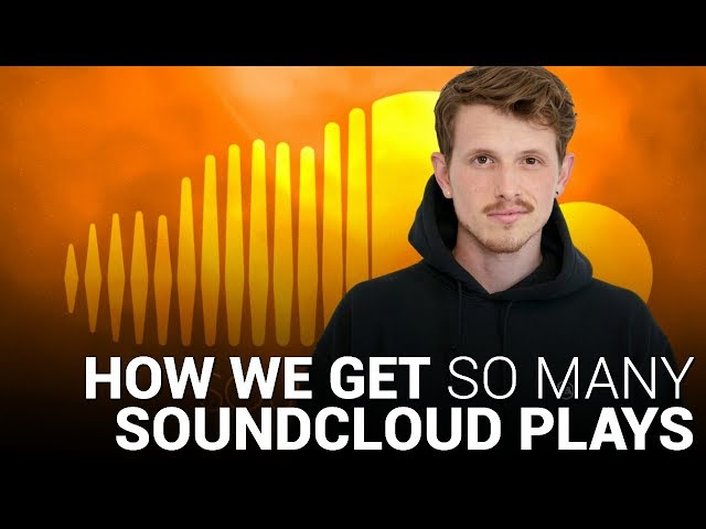 how to get more plays on soundcloud free