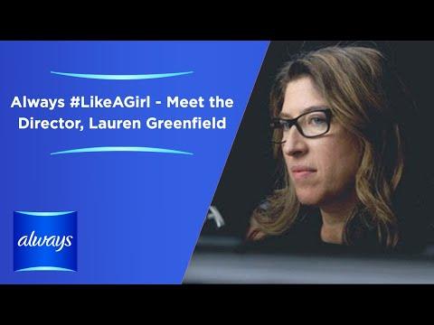Always #LikeAGirl - Meet the Director, Lauren Greenfield