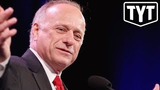 Steve King Undecided About Child Rape