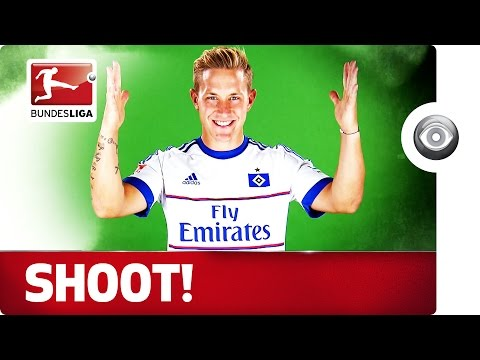 Lewis Holtby - Schnitzel with French Fries // Shoot!