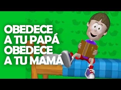 Obedece A Tu Mamá, Obedece A Tu Papá!  El Patito Juan Biper y sus Amigos