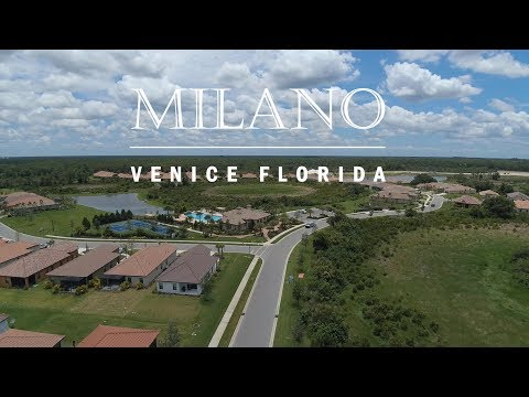Milano | New Homes November 2017 Update | Venice FL